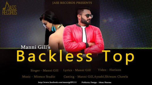 Backless Top mp3 Song