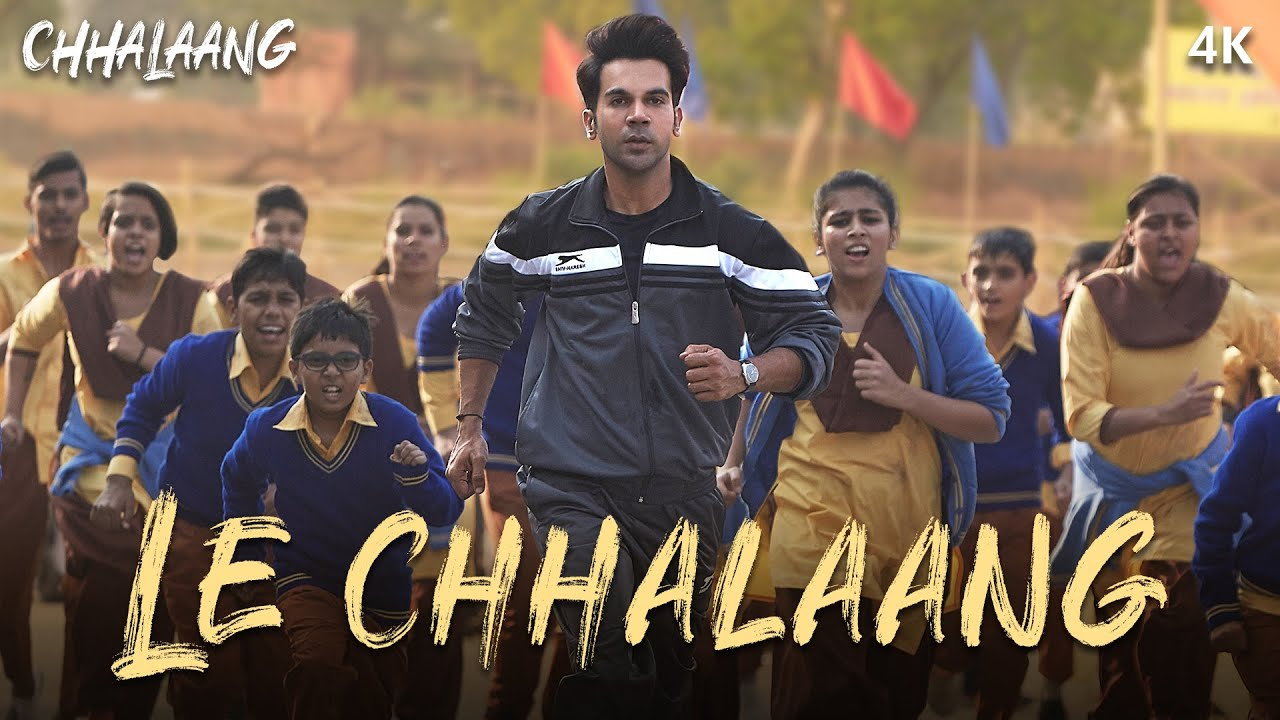 Aur Le Chhalaang mp3 Song Free Download - Chhalaang