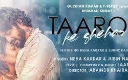 Taaron Ke Shehar mp3 Song