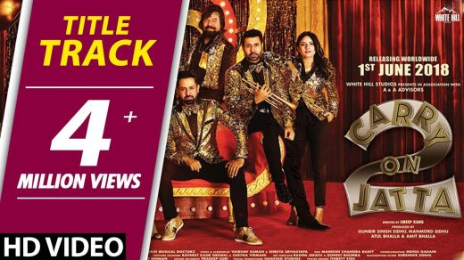 Carry on Jatta 2 mp3 Song