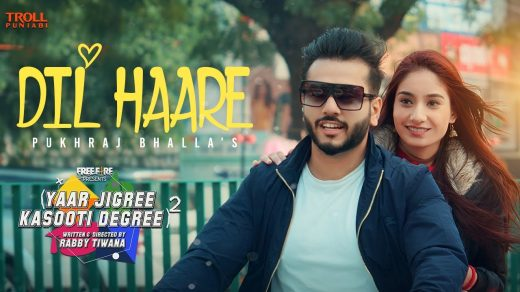 Dil Haare mp3 Song