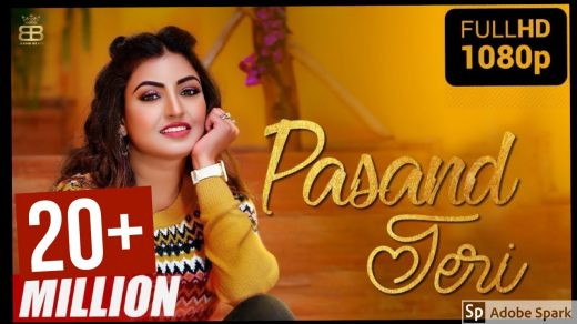 Pasand Teri mp3 Song