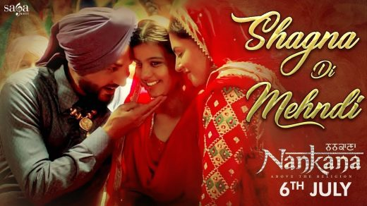 Shagna Di Mehandi mp3 Song