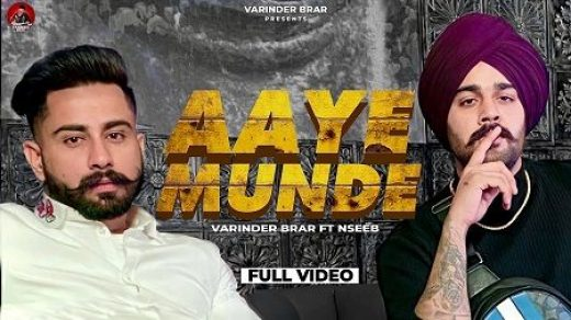 Aaye Munde mp3 Song