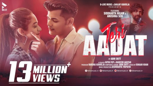 Teri Aadat mp3 Song